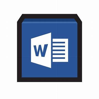 Word Microsoft Icon Processing Icons App Processor