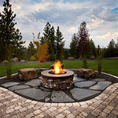 Backyard Pit Landscaping Ideas by 117 Best Images About Backyard Pits On