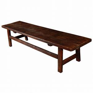 Bench Coffee Table - Tubmanugrr com