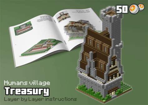 hum treasury  spasquini minecraft building ideas