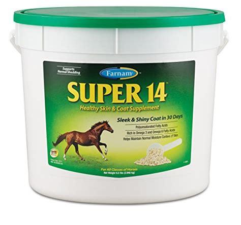 supplements hoof horse super coat skin supplement healthy farnam