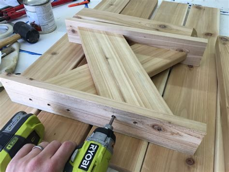 You need to build a plan and consider the height and length of the table, then use a smoothing tool to get the best result. Small Outdoor Coffee Table » Rogue Engineer