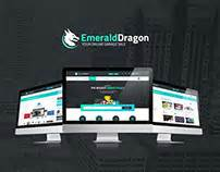 Emerald Dragon Template by Poker Tournament Night Flyer Template On Behance