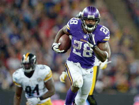 Minnesota Vikings Players Wallpaper Financial Implications Trading Adrian Peterson The Daily Spot