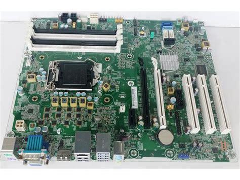 hp compaq elite  intel desktop motherboard