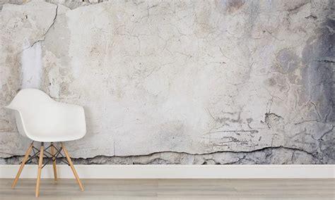 murals concrete wallpaper cool material