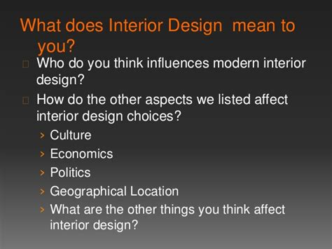 what does an interior designer do what does interior design design decoration