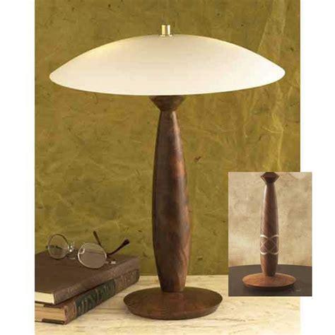 turned lamp woodworking plan  wood magazine
