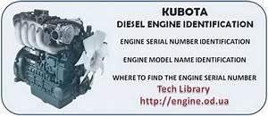 Kubota Diesel Generator Set Manuals  U0026 Parts Catalogs