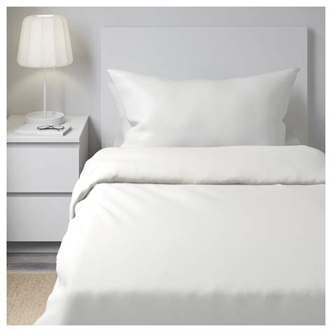 ikea white duvet free white duvet cover dvala and pillowcase s