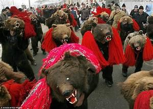 Romanian Bear Festival | The Freaky