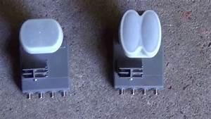 Shaw Direct Dual Quad And Triple Xku Lnbs