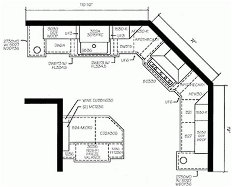 How To Make A Perfect Kitchen Design Layout  Modern Kitchens
