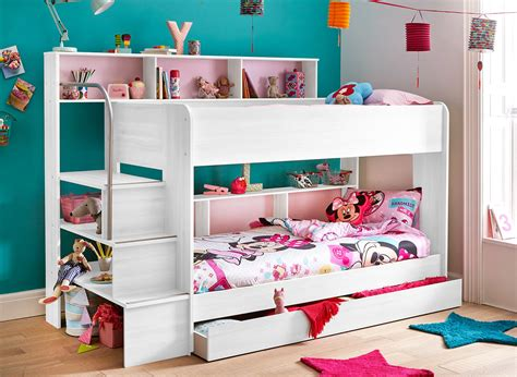 Hochbett Fuer Kinder by Lydia Bunk White Dreams