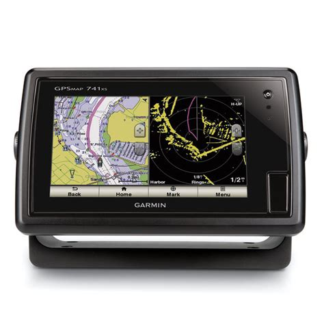 Boat Gps Prices by Garmin Gpsmap 741xs Multifunction Display With U S