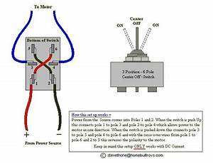 3 Position Switch Wiring