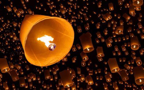 sky lanterns randowant