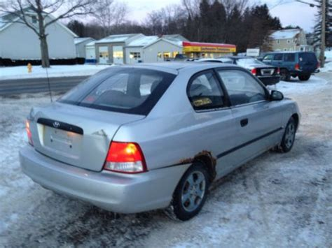 where to buy car manuals 2001 hyundai accent lane departure warning buy used 2001 hyundai accent l hatchback 3 door 1 5l in olean new york united states for us