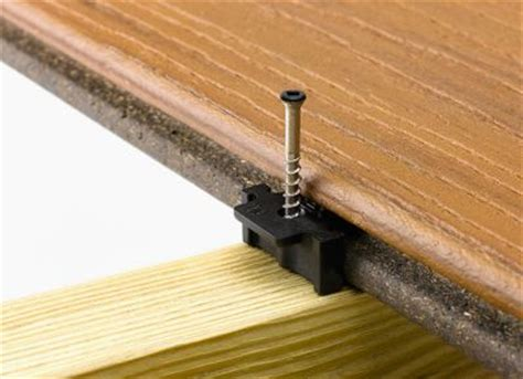 Installing Trex Decking With Fasteners by Fasteners And Composite Saw Blades Trex