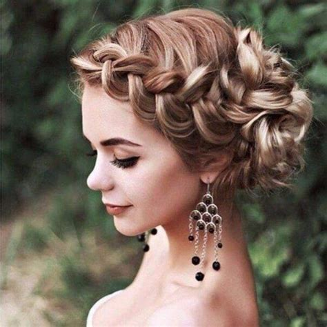 pin  audrey timm  hairstyles   braided
