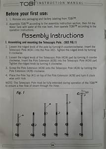 Find Your Manuals Here     Tobi Upright Steamer Model