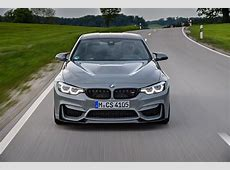 2018 BMW M4 CS pricing and specs New hero model rounds