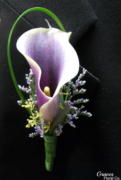 picasso calla lilly graves floral co 2012 weddings purple creams at stubblefield