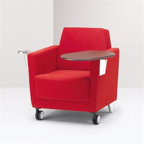 lounge chair with desk arm 21 best images about chairs with desks attached desks on