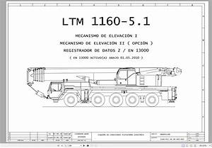 Liebherr Crane Schematic Wiring Diagram Cd3
