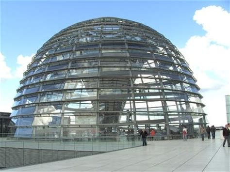 Famous Architects  Norman Foster  Reichstag New German