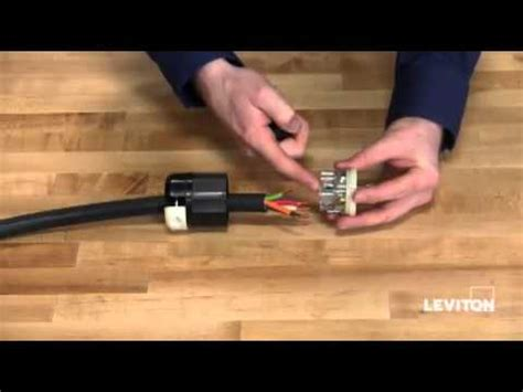 How Install Leviton Industrial Locking Wiring Device