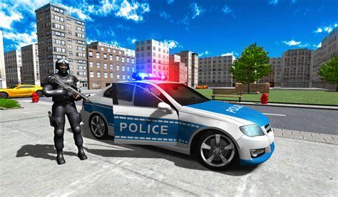 Police Car Driver City İndir  Android Için Polis Oyunu