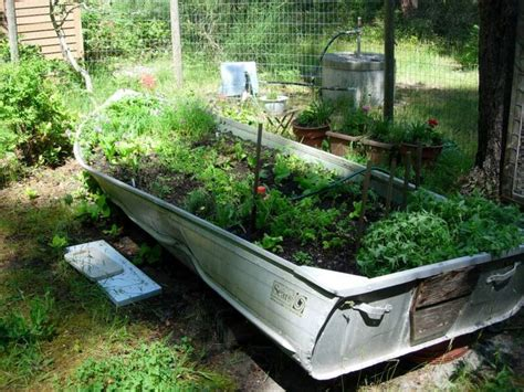 How To Build A Boat Planter by 30 Best Images About All A Boat Planters On