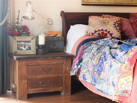 Vintage Bedroom Inspiration Antique Chests, Vintage Boxes