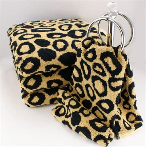 Leopard Print Bathroom Decor by Animal Print Decorating Ideas House Experience