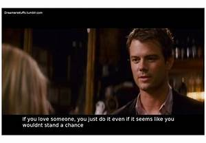 LOVE QUOTES FROM MOVIES image quotes at hippoquotes.com