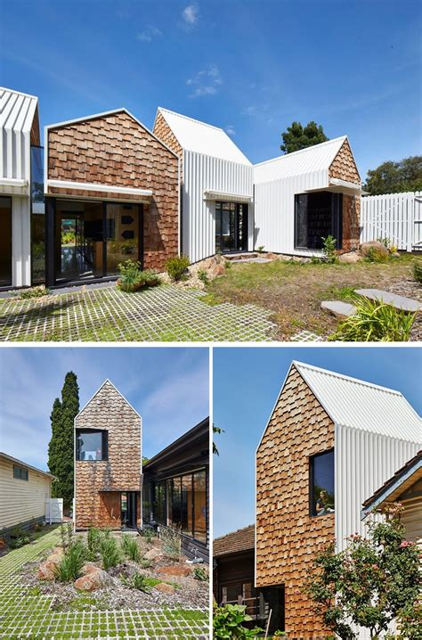small contemporary house designs 13 exles of modern houses with wooden shingles