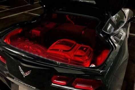 corvette stingrayzgrand sport  cargo led