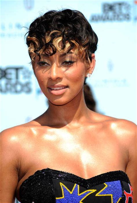 The Most Popular Keri Hilson Hairstyles   Women Hairstyles