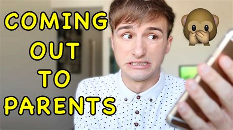 Coming Out To Parents YouTube