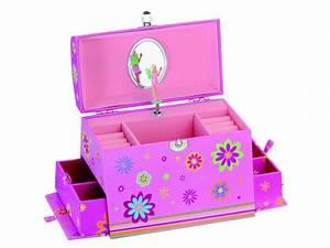 Boite à Bijoux Fille : boite a bijoux fille de 12 ans visuel 1 ~ Teatrodelosmanantiales.com Idées de Décoration