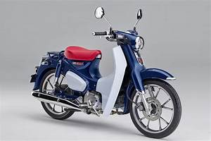 Moto 125 2019 : honda super cub 125 2019 il re vient scooter station ~ Medecine-chirurgie-esthetiques.com Avis de Voitures