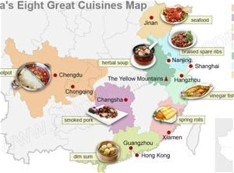 regional cuisine china food food style in northern china