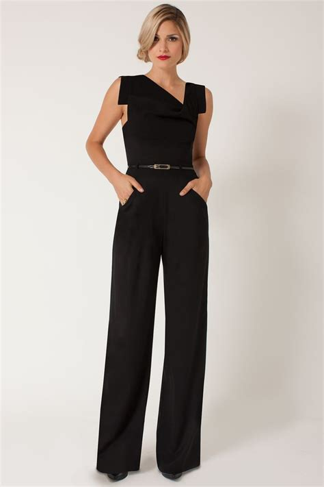 black jumpsuit for wedding image result for formal black jumpsuits wedding