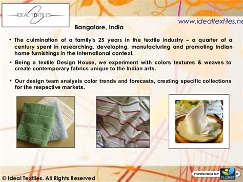 Home Decor Manufacturers by Home Decor Textiles Manufacturers In India