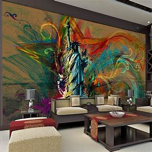 Seidentapeten kaufen billigseidentapeten partien aus china for Best brand of paint for kitchen cabinets with large buddha wall art