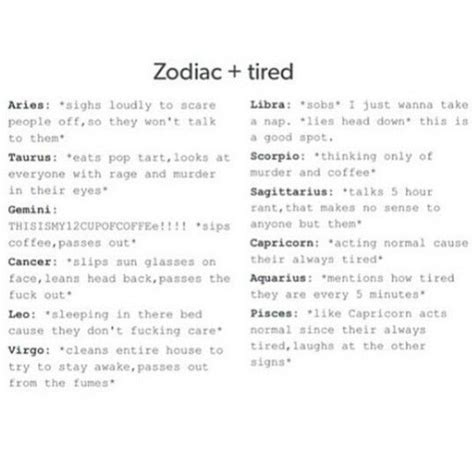 Funny Zodiac Signs Reactions | Mungfali