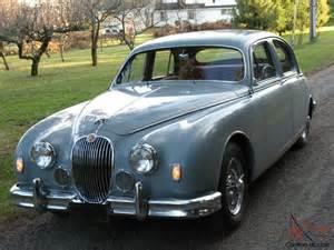 1958 JAGUAR Mk1 RARE 3.4 liter 4speed overdrive EXCELLENT ...