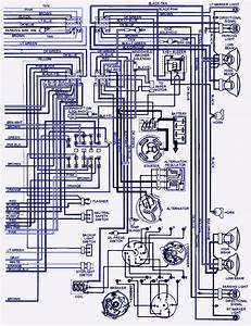 1968 Pontiac Firebird Wiring Diagram Schematic