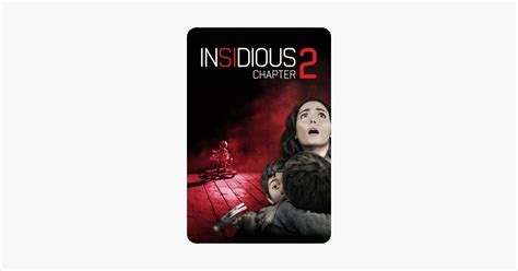 Insidious: Chapter 2 on iTunes
